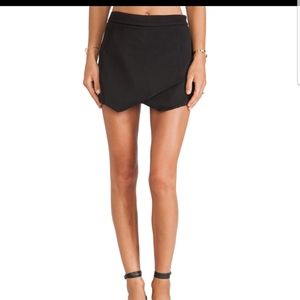 VERO MODA asymmetrical shorts/skirt
